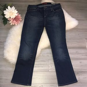 Guess low rise skinny boot